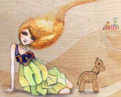 The Little Circus by LeilaniJoy