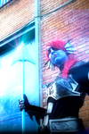 Undyne by Thanatos-ARG