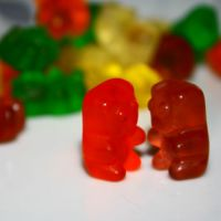 Gummy Bears couple by milagros23