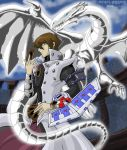 The White Dragon Duelist by Autobot-Windracer