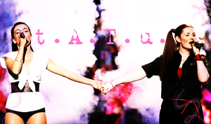 'My Love For You - Always Forever' t.A.T.u. by dark-baudelaire