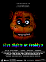 Fives Nights At Freddy's: The Movie by MrAngryDog