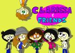 Clarissa and Friends 2016 Promo Card by brandan97