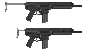 M-12 PDW updated by gool5000