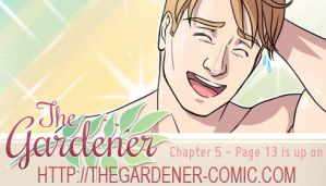 The gardener - Chapter 5 page 13 by Marc-G