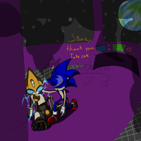 Thank you, Sonic by sonicspeed123