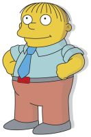 Ralph Wiggum by CartmanPT