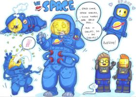 more lego space disasters by prisonsuit-rabbitman
