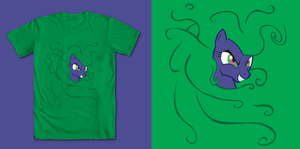 Bad Mare Day Tee Shirt Design by xkappax