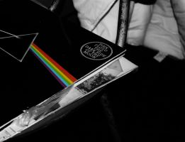 The Dark Side Of The Moon by AnaRosaPhotography
