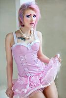 Pink PVC by Ryo-Says-Meow