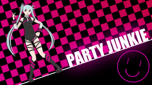 Party Junkie by V--R