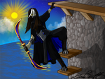Assassin Indyghost Art Trade by Lucieniibi