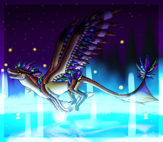 Prize- Firefly River by BlackDragon152