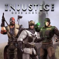 Injustice Skin Pack  RedSon 2 by InjusticeTrinity