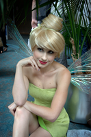 Tinkerbell at Comic-con by TheRealLittleMermaid