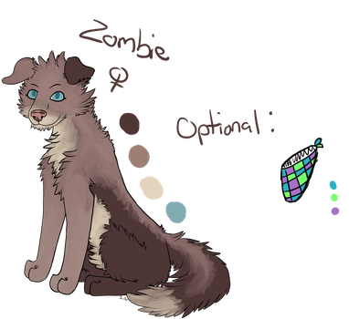 Fursona Update by 8BitZombies
