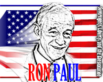 Ron Paul by FlipswitchMANDERING