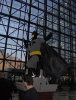 ComicCon 12 - LegoBat II by What-the-Gaff