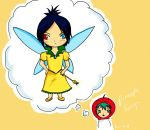 Pineapple Fairy by Jeannecita