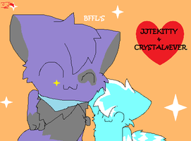 GIFT ART FOR ~CRYSTAL4EVER!!! by JJ-cat