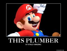 This plumber by marioiscool1
