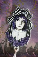 Trinity blood bookmark by annalenaly