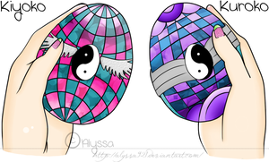Maya: Shugo Chara Eggs by Alyssa921