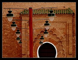 Lamps In Marrakesh by skarzynscy