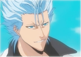 Grimmjow Jaegerjaquez: Human by MrInsomnia22121