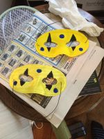 Party Poison Mask(s) by WretchedRomance