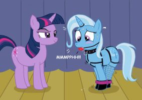 Twilight and Trixie3 by The-sinful78