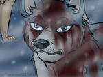 GDW screenshot redraw: Bloodied up Weed by steelelover132