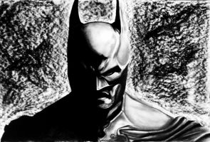 Batman Arkham origins by Benecry1342