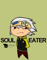 Soul Eater by JayIzArtist