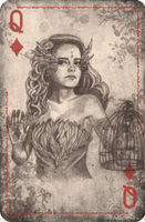 HPcp - Queen of Diamonds by Tigress0787