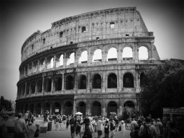 Italy, beautiful and timeless -Rome- by Assassanista-Cosplay