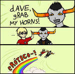 dAVE, gRAB MY HORNS by jabberwocky-x