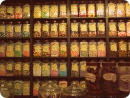Mr Simms Olde Sweet Shoppe by iwouldbakeyouamudpie