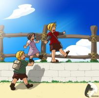 Little Elric's by windrider01