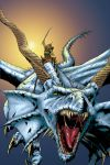 Dragonwars cover by Arteon
