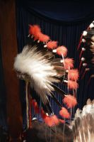 Finery Indian chief for my friend Michael Birthday by A1Z2E3R