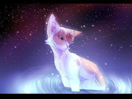 .Her Name Was BrightHeart. by BrokenKingBird