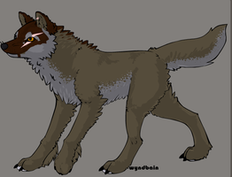 Ref of my character by MelodyBlood