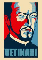 Vetinari Poster by funkydpression