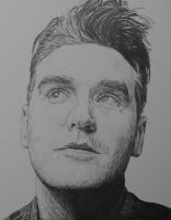 Morrissey by graphartist64