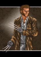 Logan by Darthval