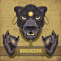 Bagheera by MonicaMcClain