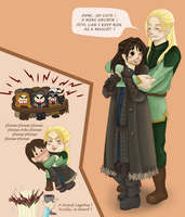Can I keep him? by veveco