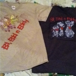 My 2 new EEnE shirts by Edness-Madness